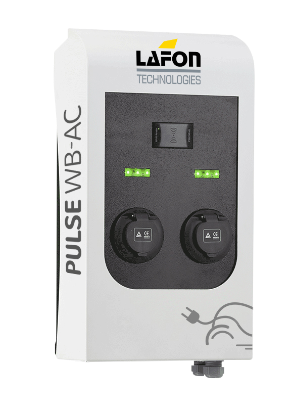 Lafon Wallbox AC Dual Charge