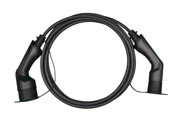 Policharger Cable Tipo 2 - Tipo 2 (IEC 62196- IEC 62196) - (32A) Monofásico