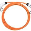 Policharger Cable Tipo 2 - Tipo 2 (IEC 62196- IEC 62196) - (32A) Trifásico